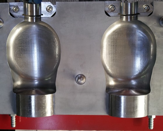 Molde para jabón liquido